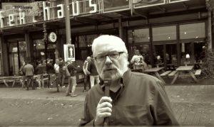 Moderation Stefan Schmidt vor Unperfekthaus