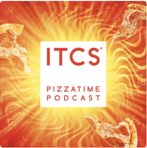 ITCS Pizzatime Podcast Label