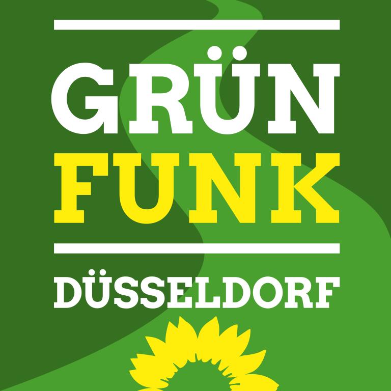 Cover: text vor dem stilisierten Rhein und einer Sonneblume